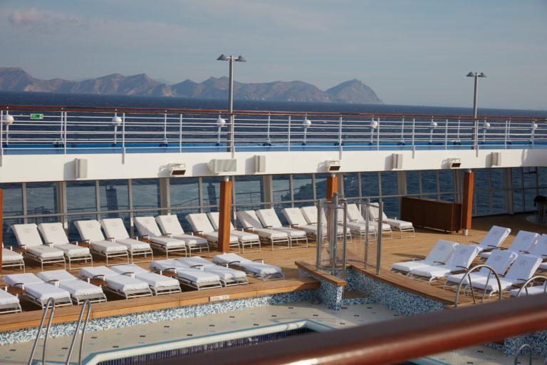 VOY Pool Deck